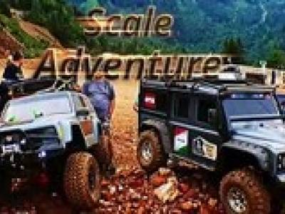 Globe Trotter Rodeo - Scale Adventure 2019